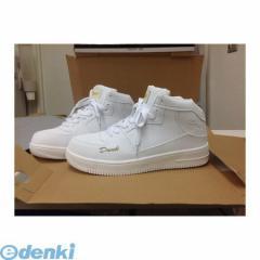 GDJAPAN[4589969284608] DN−295 安全靴 ハイカットスニーカー ホワイト 23.0