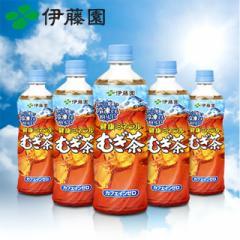 【送料無料/1本約90円】伊藤園 冷凍兼用ボトル 健康ミネラルむぎ茶 485mL×48本