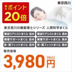 【送料無料】東京西川の睡眠博士シリーズ 人間科学まくら
