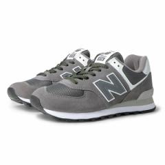 【new balance】【men's】NB -ML574ESN ML574ESN  グレー