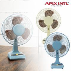 APIX リビング扇風機/FSSR-0719 レトロ