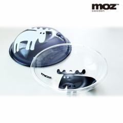 洗面器 un bain × moz アクリル製洗面器 北欧 モズ おしゃれ 清潔 バスグッズ バスルーム