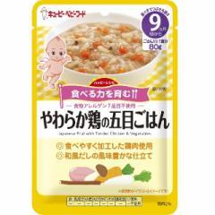 ◆ハッピーレシピ やわらか鶏の五目ごはん 80g (9ヵ月頃から)【3個セット】