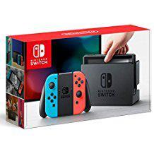 【欠品あり】【送料無料】【中古】Nintendo Switch Joy-Con (L) ネオンブルー/ (R) ネオンレッド ニンテンドースイッチ(箱付き)
