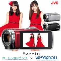 JVCケンウッド【メモリームービー】 GZ-E880 (カラー選択)