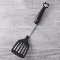 【キッチン用品】貝印 DE-6251 ねこのターナー Nyammy ニャミー