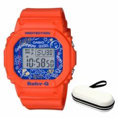 【セット】【腕時計】[カシオ]CASIO BGD-560SK-4JF [ベビーG]BABY-G レディース&腕時計ケース1本用 ホワイト