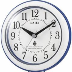 リズム時計 強化防滴・防塵型 アクアパークDN 4KG711DN04