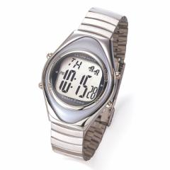 82df784dc4 即納 マルチトーキング・ウォッチ Model WA9909S(音声 読み上げ 時計 デジタル 腕時計 男女 メンズ レディース