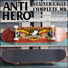 アンチヒーロー TAYLOR AIR MAIL 8.18 X 31.85 SK8 (アンタイヒーロー) ANTIHERO スケートデッキ