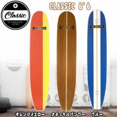 HAMBOARDS(ハムボード) CLASSIC 6'6  クラシック スケートボード
