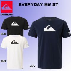 半袖 Tシャツ ロゴ 18SS QUIKSILVER【クイックシルバー】EVERYDAY MW ST