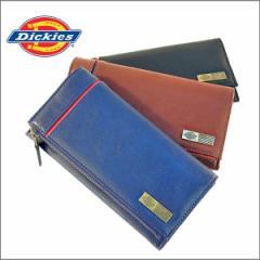 ディッキーズ 財布 Dickies 長財布 二つ折り ライン入り 束入れ メンズ レディース ロングウォレット  ギフト プレゼント(全3色)