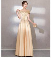 22f254bd12aaf 2018新作ロングドレス 演奏会 パーティードレス 結婚式 ウェディングドレス お呼ばれ 発表会 フォーマル