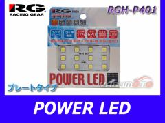 RG POWER LED バルブ 60X30 プレート 7900K RGH-P401