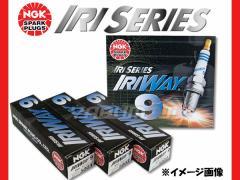 ホンダ ライフ JB1 JB2 NGK 高熱価プラグ IRIWAY9 5003 1本