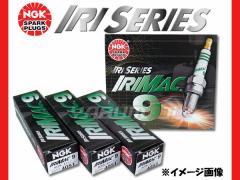 日産 ピノ HC24S NGK 高熱価プラグ IRIMAC9 4051 1本