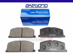 スプリンターカリブ AE111G アケボノ フロント ブレーキパッド