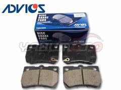 クラウン GRS204 GWS204 GRS183 GRS184 リア ブレーキパッド ADVICS アドヴィックス