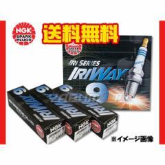 ホンダ フィット GE8 GE9 NGK 高熱価プラグ IRIWAY9 5003 4本セット ネコポス 送料無料