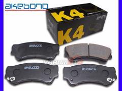 N-BOX + JF1 アケボノ フロント ブレーキパッド K-697WK