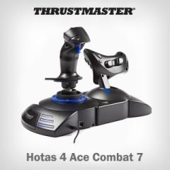 限定セール スラストマスター Thrustmaster T. Flight Hotas 4 Ace Combat 7 Limited Edition フライト ホタス4 PC/PS4対応