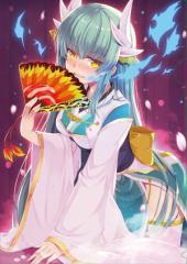 クリアファイル「清姫」 -SIDEREAL-
