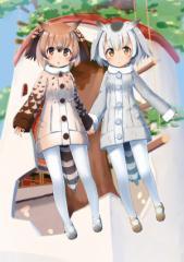 クリアファイル「コノハ博士&ミミちゃん助手」 -SIDEREAL-