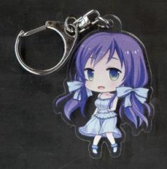 アクリルフィギュア キーホルダー lily White 東條希 -No Name?-