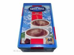 【!!今だけ!!】スイスミス SWISS MISS ホットココア ミックス 60袋入 お手軽 ココア 輸入 コストコ