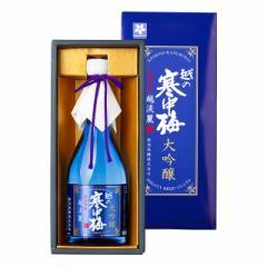 清酒 越の寒中梅 越淡麗 大吟醸 DK-1 720ml