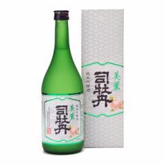 清酒超特撰 司牡丹 純米吟醸酒「美薫」 720ml