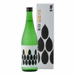 清酒 男山 北の稲穂大吟醸 720ml