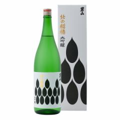 清酒 男山 北の稲穂大吟醸 1.8L