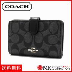 cee69e36f3a6 コーチ 二つ折り財布 レディース COACH Wallet F23553 SVDK6