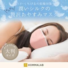 おやすみ シルクマスク 大判 ポーチ付き 潤い 保湿マスク 安眠 快眠グッズ シルク100% 夜 加湿 立体マスク のど 乾燥 風邪予防【meru1】