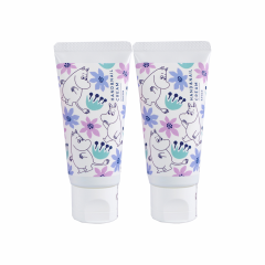 【新商品】Moomin ムーミン ハンド&ネイルクリームA サボンの香り2本セット