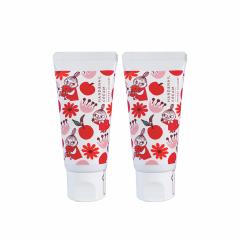 【新商品】Moomin ムーミン ハンド&ネイルクリームA フラワーブーケの香り