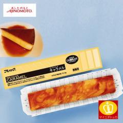 味の素 冷凍ケーキ キャラメル フリーカットケーキ 510g