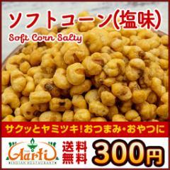 ナッツ ソフトコーン(塩味)80g ポイント消化 送料無料