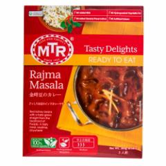 MTR ラジママサラ Rajma Masala 300g  ×10袋  レトルトカレー 金時豆 インドカレー 業務用 スパイス  神戸アール