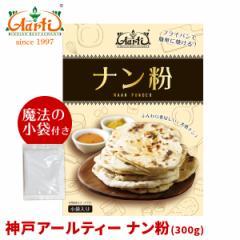 ナン粉 300g フライパンでナンが作れる レシピ付き【ゆうメール送料無料】