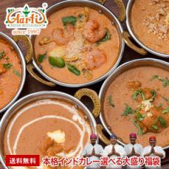 神戸アールティー 『選べる大盛り福袋』 送料無料 手作り カレー (250g) ビリヤニ(200g) 21種類から選べる