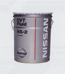 NISSAN 日産 純正 オイル CVTフルードNS-2 4L 缶