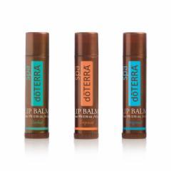 【ドテラ】【doTERRA】リップバーム 1本 香り選べる オリジナル ハーバル トロピカル lip balm 4.5g ドテラ スパ 天然保湿 乾燥防ぐ エッ