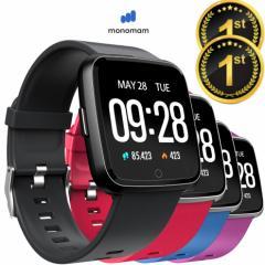 2019モデル最新 スマートウォッチ iphone 対応 android 血圧 レディース 防水 日本語 LINE対応 腕時計 メンズ スポーツ 時計
