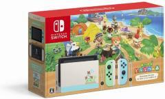 【新品】Nintendo Switch あつまれ どうぶつの森セット 本体 任天堂 ニンテンドー スイッチ 任天堂 ニンテンドー スイッチ       490237