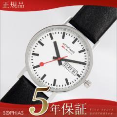 モンディーン MONDAINE A667.30314.11SBB MD217 Classic クラシック デイデイト メンズ 腕時計 (長期保証5年付)