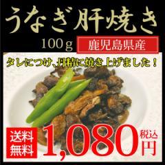 うなぎ肝焼き 国産 100g×1袋 鰻 肝焼き おつまみ 時短調理 レトルト