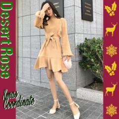 クリスマスSET.1 限定20セット ワンピース ファーミニショルダーバッグ 即納
